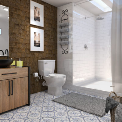 3d visualization bathroom rendering bath remodel ideas
