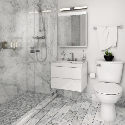 3d visualization bathroom rendering madison apartment 2906 3