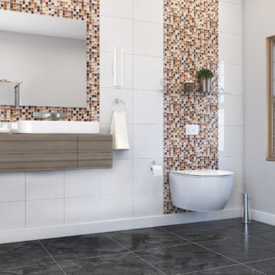 3d visualization bathroom rendering restrooms tile ideas