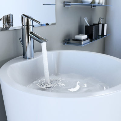 3d visualization bathroom rendering wash basin