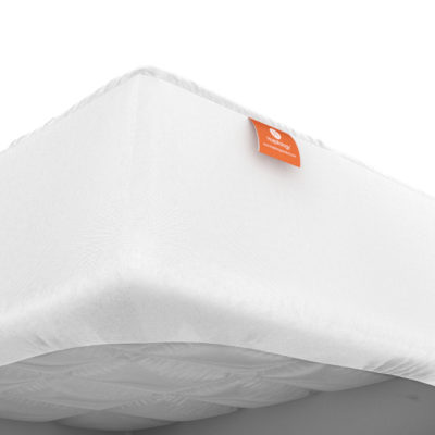 3d visualization close up rendering 3d model and rendering for a matress pad 3939