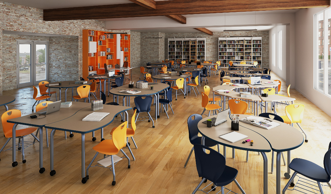 3d visualization educational rendering architectural rendering