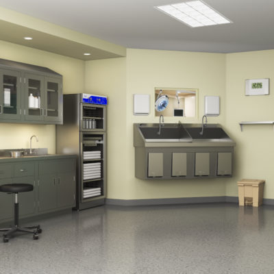 3d visualization healthcare rendering medical facility 3643