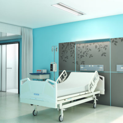 3d visualization healthcare rendering patient room 3910 1