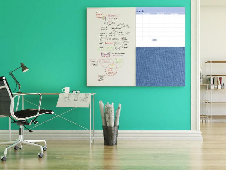 3d visualization office rendering flexible workspace 3897