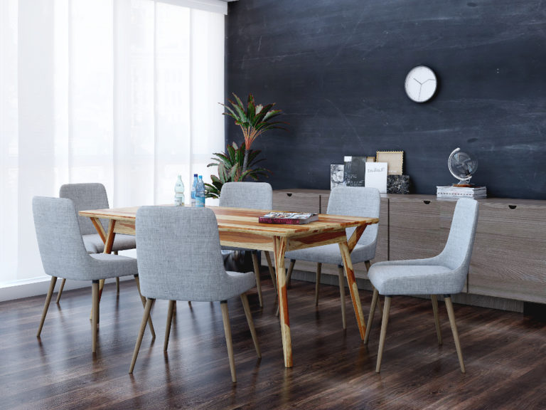 3d visualization residential rendering photorealistic dining room 2813 3