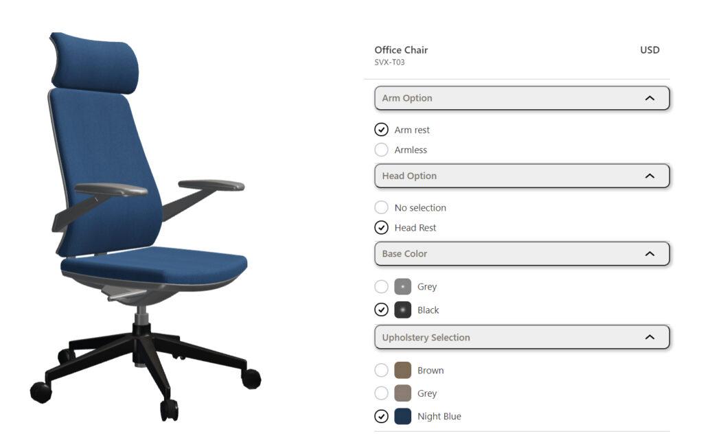 CET Online Product Configurator