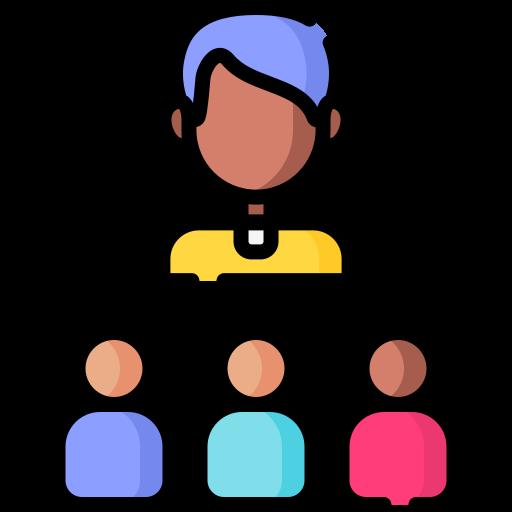 CET Organizational Chart