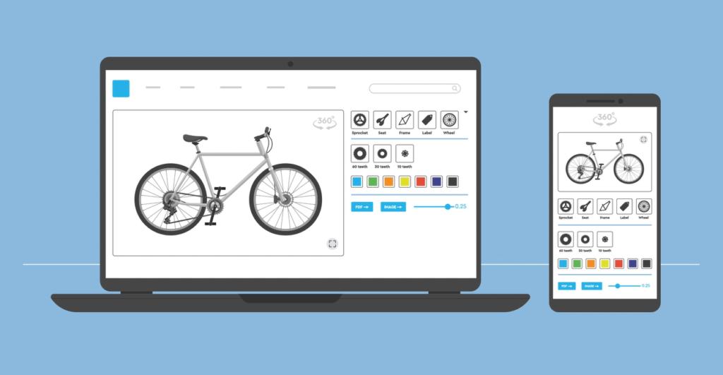 Servex Online Product Configurator